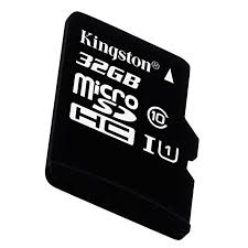 MICRO SD KINGSTON 32GB CLASE 10