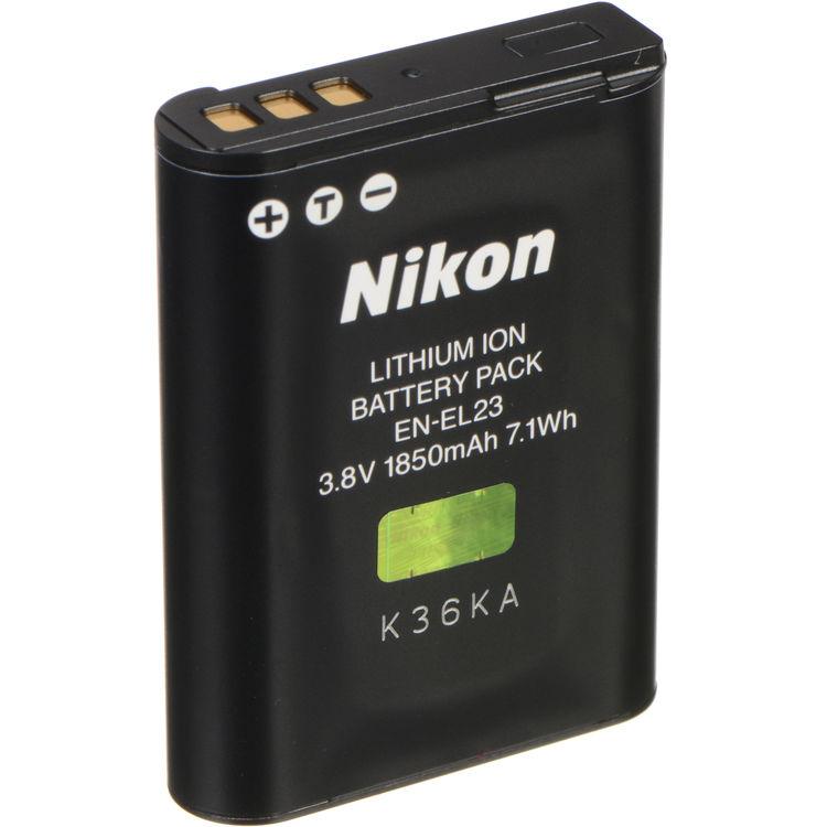 Batería Nikon EN-EL23 Original