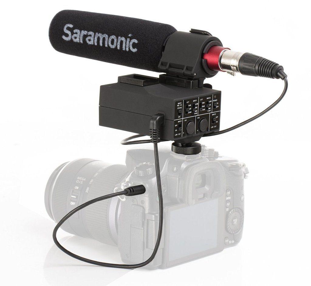 SARAMONIC MIX MIC